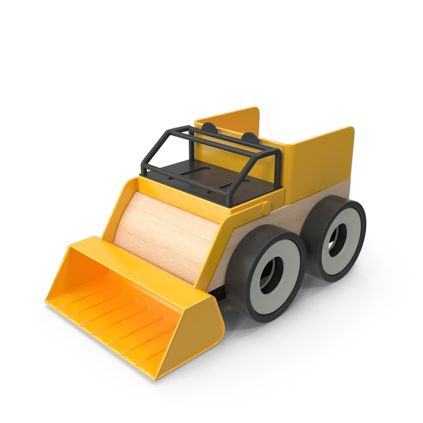 Toy Loader Car PNG & PSD Images