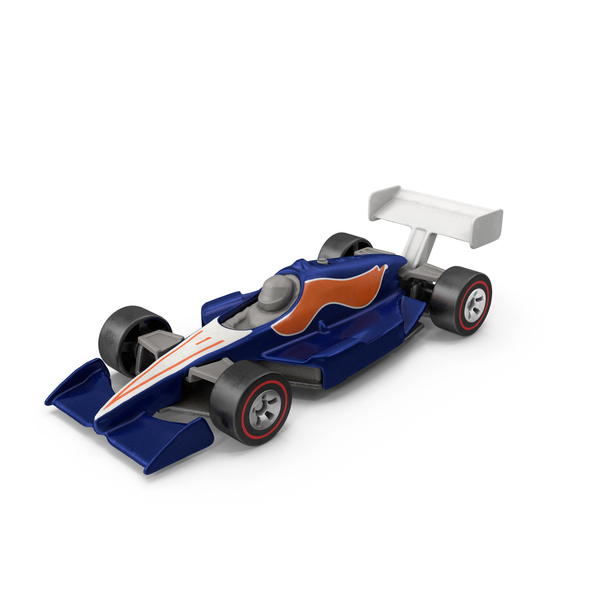 Toy Racecar Object