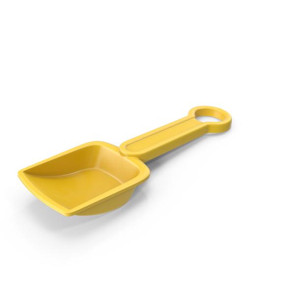 Toy Sand Shovel PNG & PSD Images
