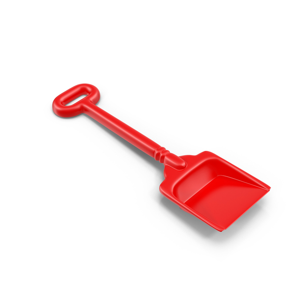 Toy Shovel Object