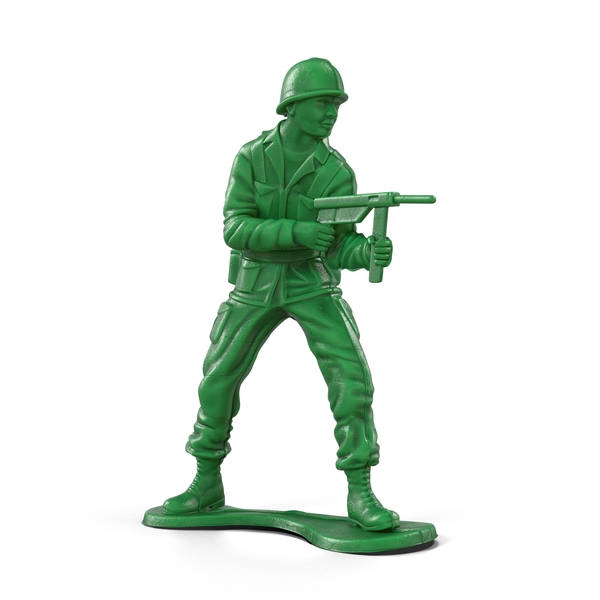 Toy Soldier Object