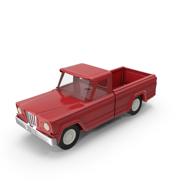 Toy Truck Object