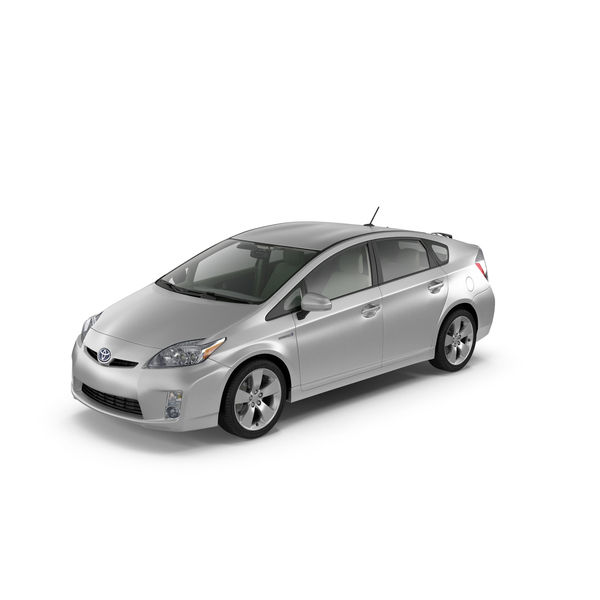 Hatchback: Toyota Prius Object