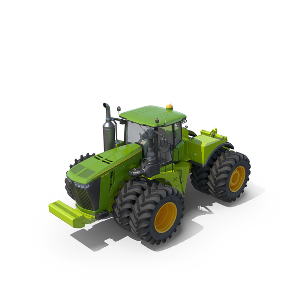 Tractor Power PW-9000 PNG & PSD Images
