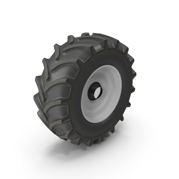 Tractor Wheel PNG & PSD Images