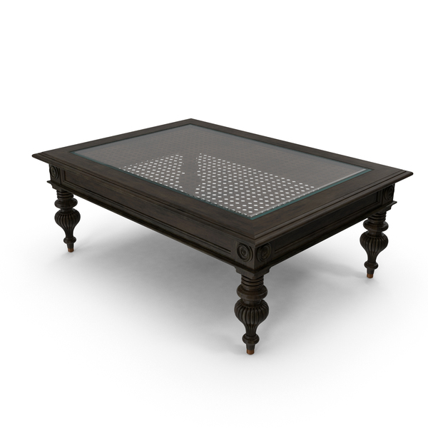 Traditional Coffee Table PNG & PSD Images