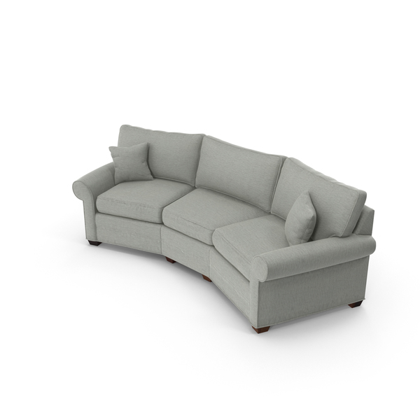 Traditional  Corner Sofa PNG & PSD Images