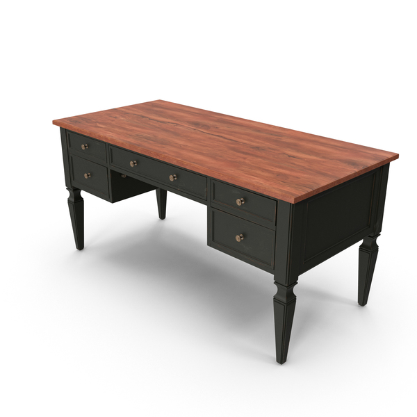 Traditional Desk PNG & PSD Images