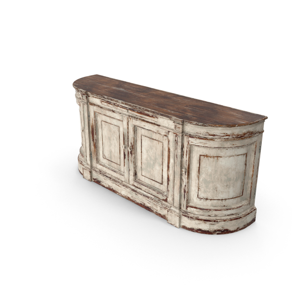 Traditional Sideboard PNG & PSD Images
