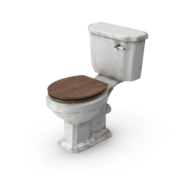 Traditional Toilet Dirty PNG & PSD Images