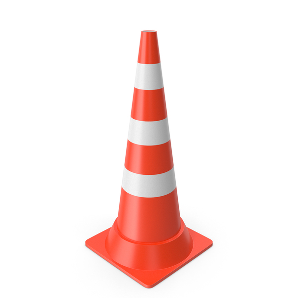Cones: Traffic Cone Large PNG & PSD Images