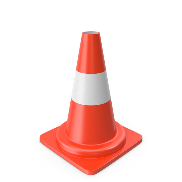 Traffic Cone Small PNG & PSD Images
