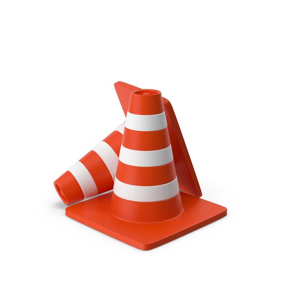 Traffic Cones Object
