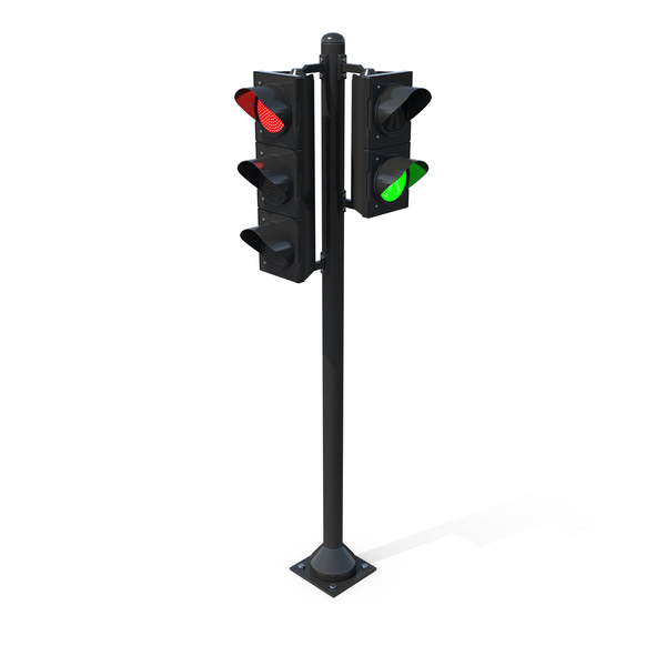 Traffic Light Red PNG & PSD Images
