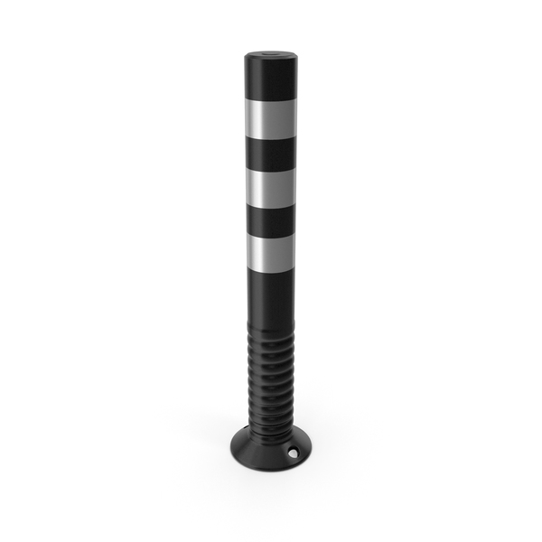 Traffic Post Black PNG & PSD Images