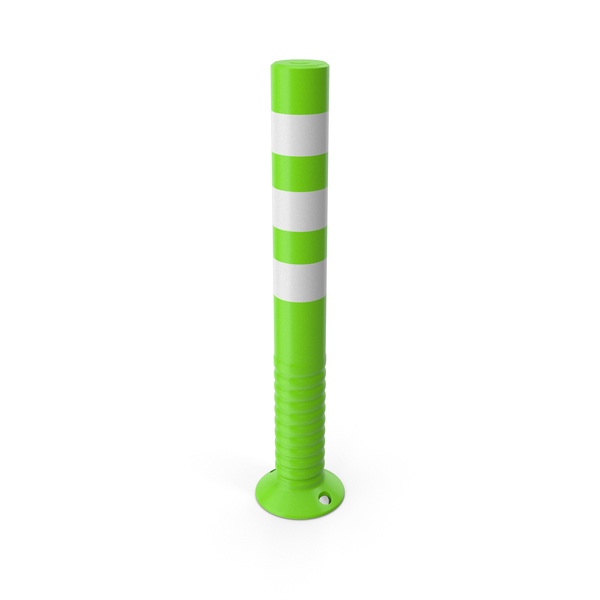 Traffic Post Green PNG & PSD Images