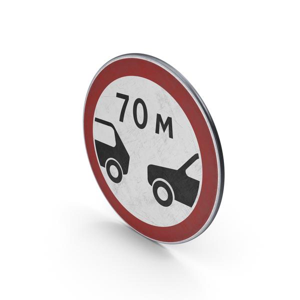 Traffic Sign Minimum Distance PNG & PSD Images