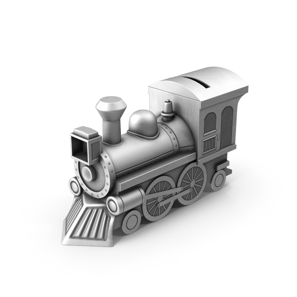 Child: Train Bank PNG & PSD Images