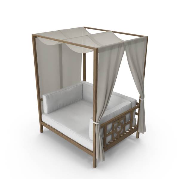 Divan: Transitional Daybed PNG & PSD Images