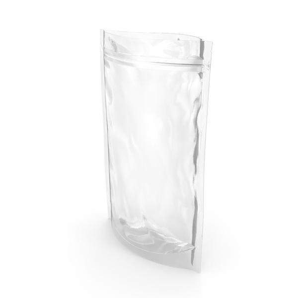 Transparent Plastic Bag Zipper 220 g Open PNG & PSD Images