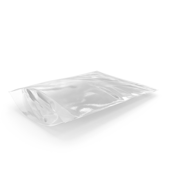 Takeaway Food Container: Transparent Plastic Bag Zipper 500 g PNG & PSD Images