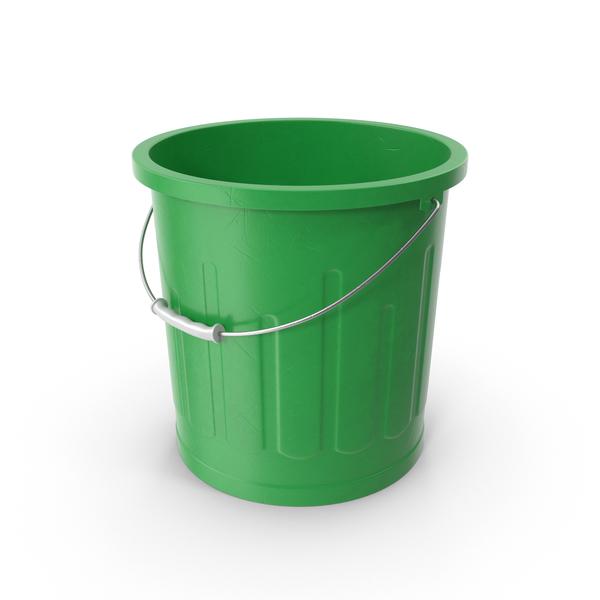 Trash Bin Bucket PNG & PSD Images