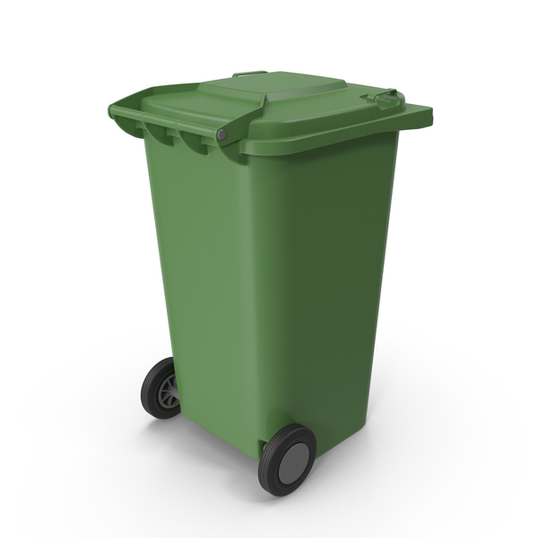Garbage Container: Trash Bin PNG & PSD Images