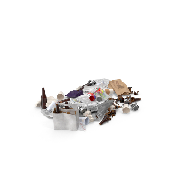 Debris: Trash Pile Object