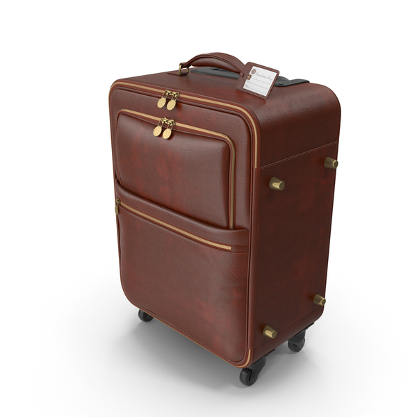 Rolling: Travel Bag Suitcase PNG & PSD Images