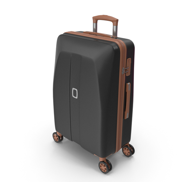 Rolling: Travel Suitcase Bag PNG & PSD Images