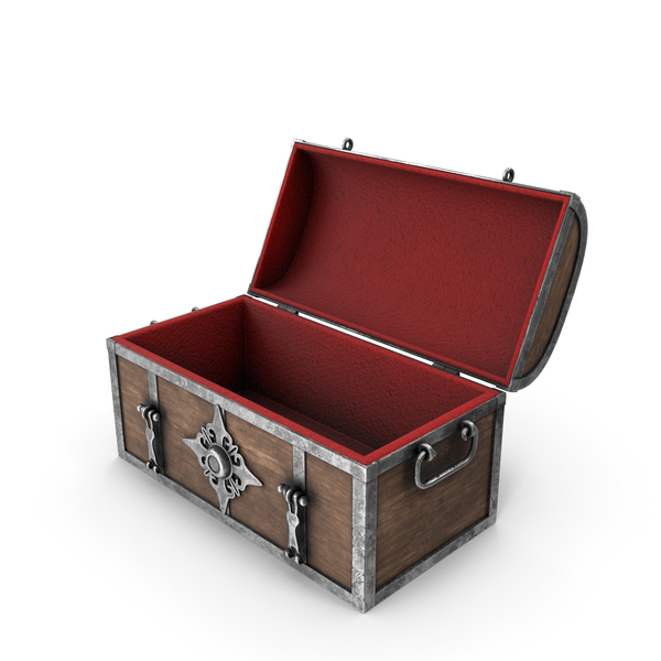 Treasure Chest Open PNG & PSD Images