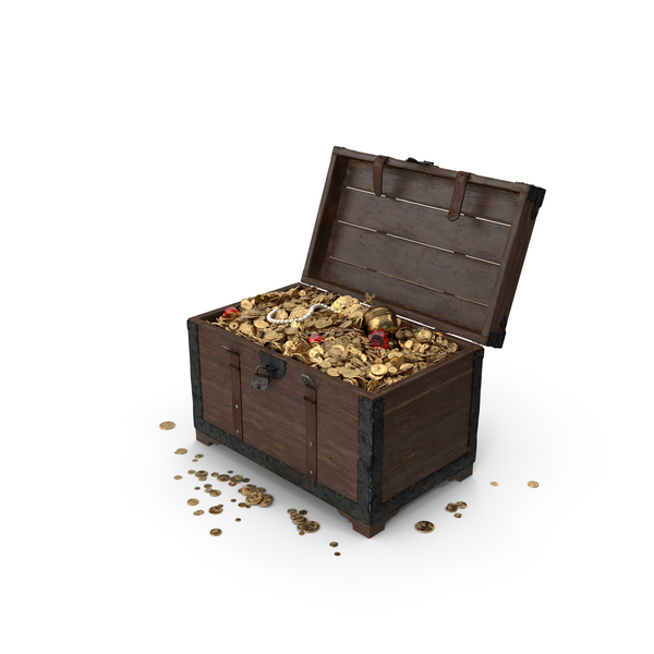 Treasure Chest PNG & PSD Images