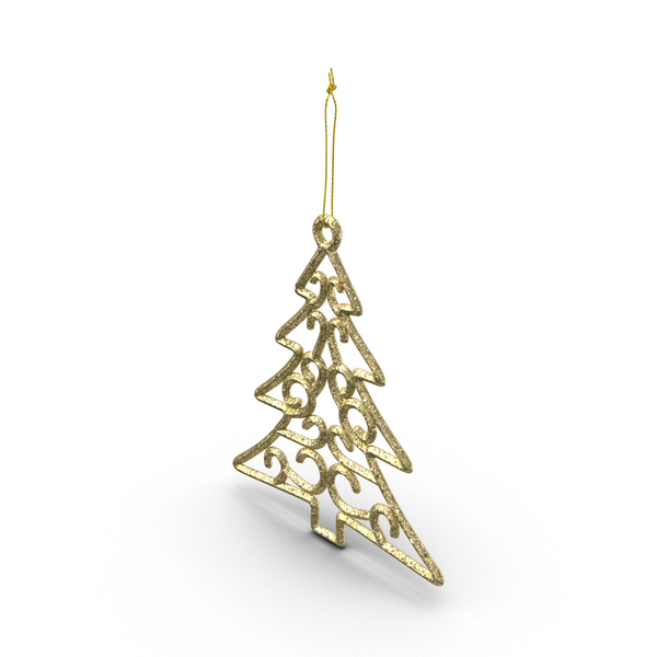 Tree Shaped Ornament PNG & PSD Images
