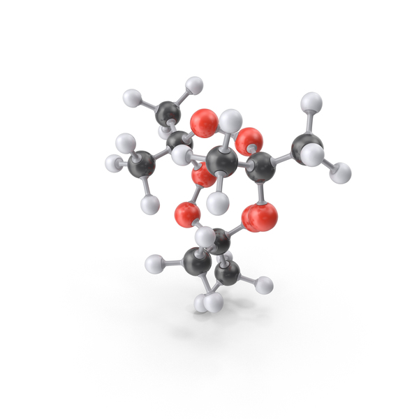 Triacetone Triperoxide Molecule PNG & PSD Images