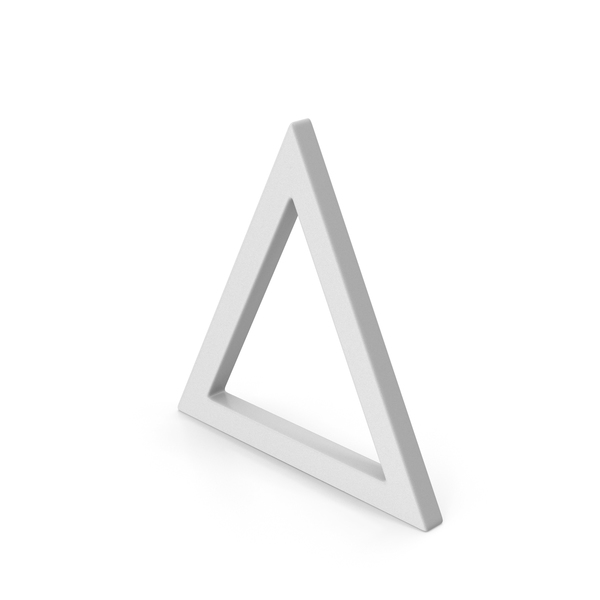 Computer Icon: Triangle PNG & PSD Images
