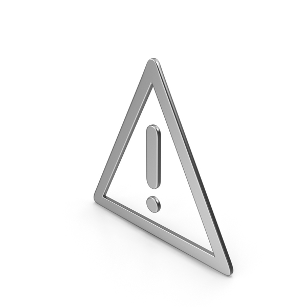 Triangle Warning Sign PNG & PSD Images