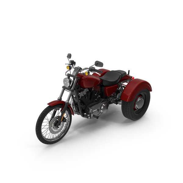 Trike Motorcycle PNG & PSD Images