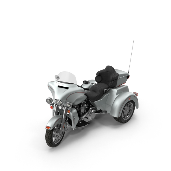 Trike Motorcycle Generic PNG & PSD Images