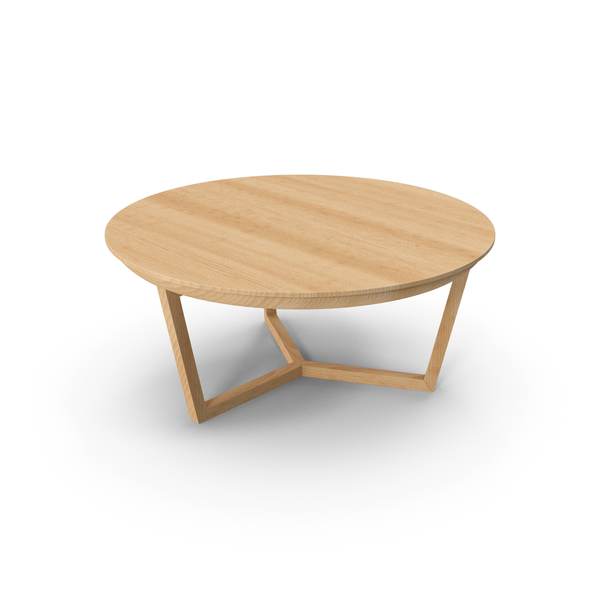Tripod Coffee Table PNG & PSD Images