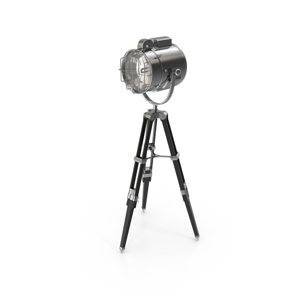 Tripod  Studio Lamp PNG & PSD Images