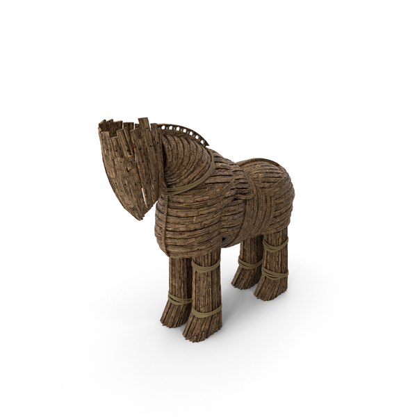 Trojan Horse PNG & PSD Images