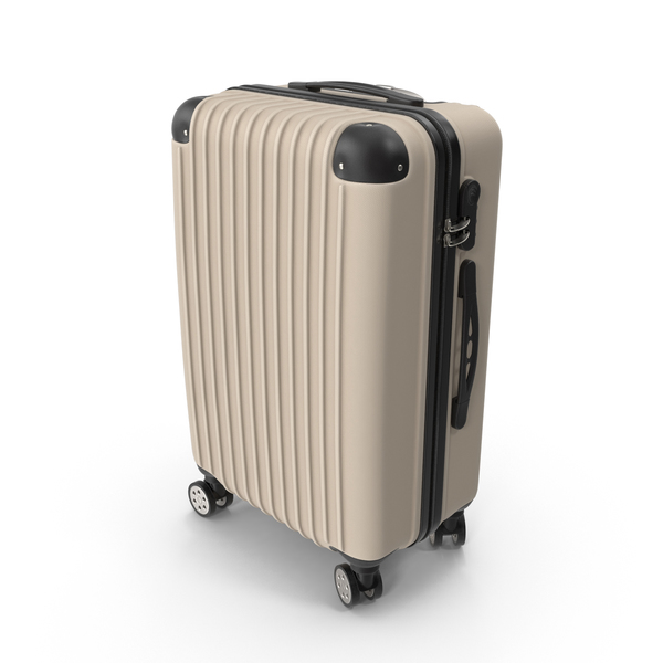 Trolley Suitcase PNG & PSD Images