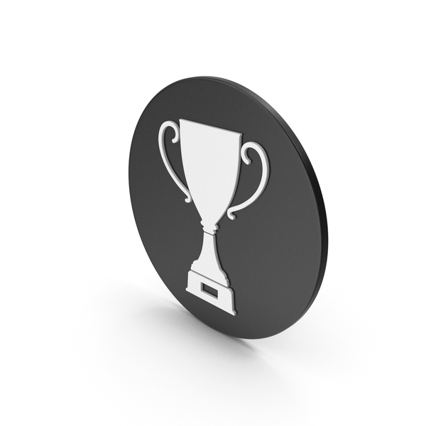 Trophy Cup Icon PNG & PSD Images