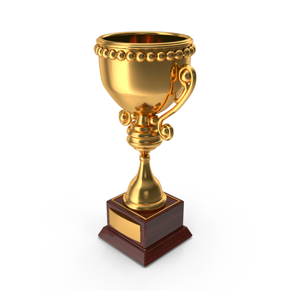Trophy Gold PNG & PSD Images