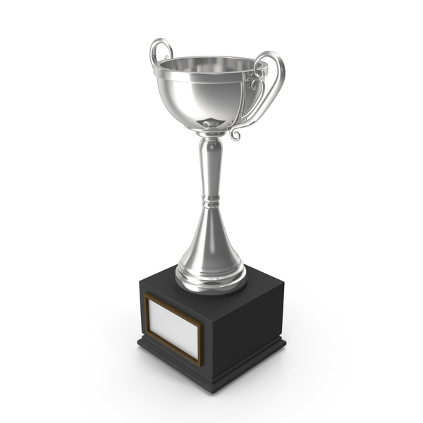 Trophy High Silver PNG & PSD Images