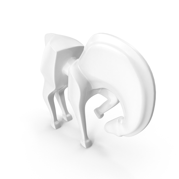 Trotter Sculpture PNG & PSD Images