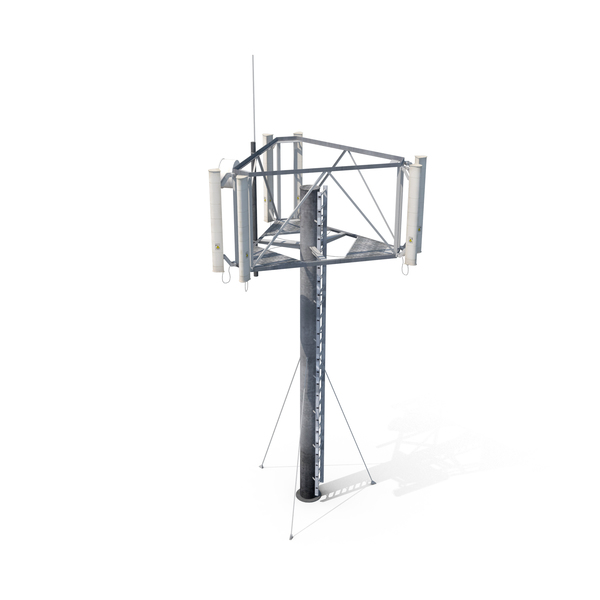 TS Backlog - 3 D E - 646178 - Cell Tower Antenna PNG & PSD Images