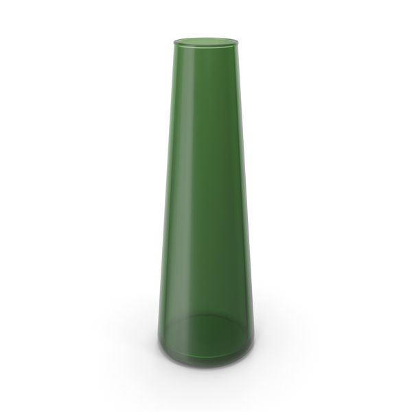 Tube Vase Glass PNG & PSD Images