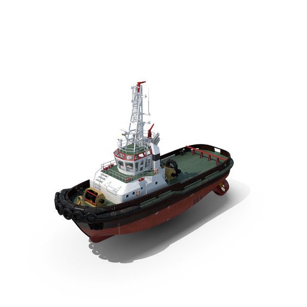 Tugboat PNG & PSD Images