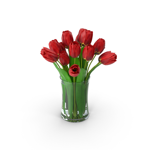 Tulips Bouquet PNG & PSD Images